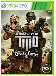 Jogo Army of Two the Devil's Cartel - Xbox 360