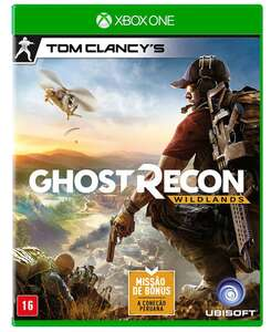 Jogo Ghost Recon Wildlands - Xbox One