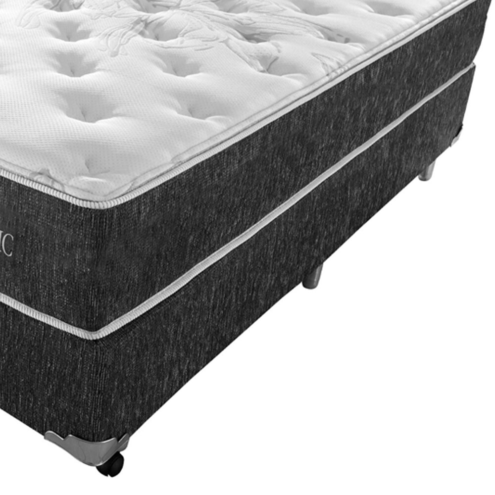 Cama Box Plumatex Casal - Romantic