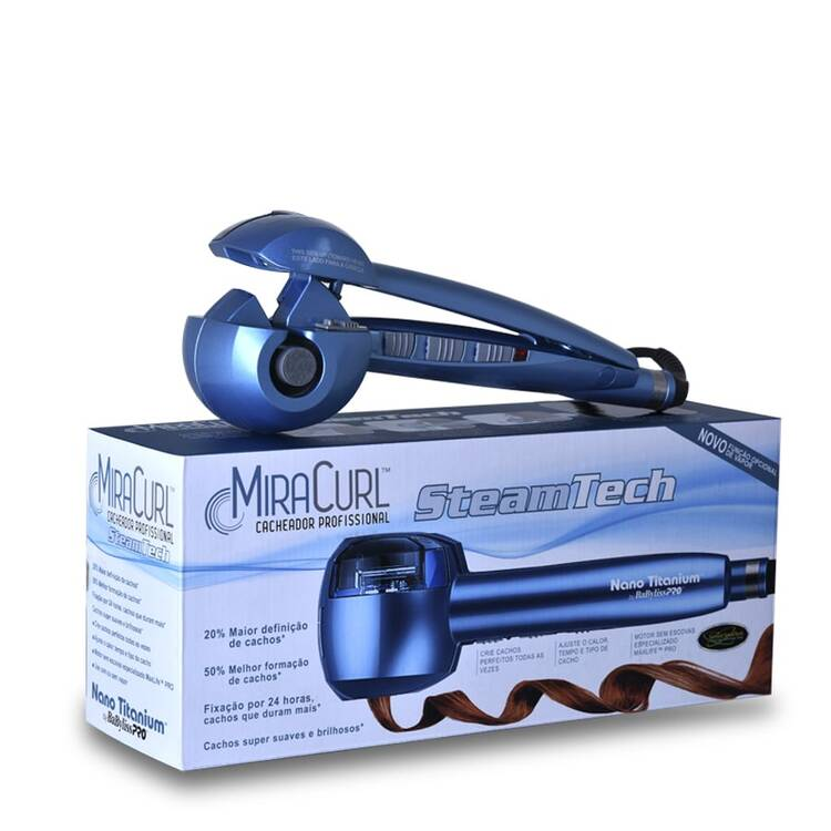 Miracurl VAPOR Steam Tech Babyliss PRO