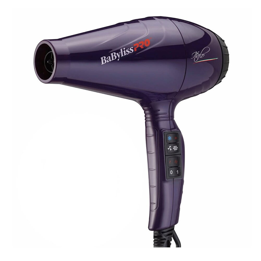 Secador BabyLiss Pro Italo Colors Purple 2000W