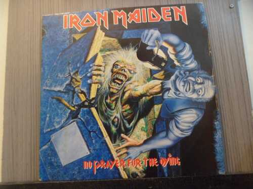 IRON MAIDEN - NO PRAYER FOR THE DYING (NACIONAL)