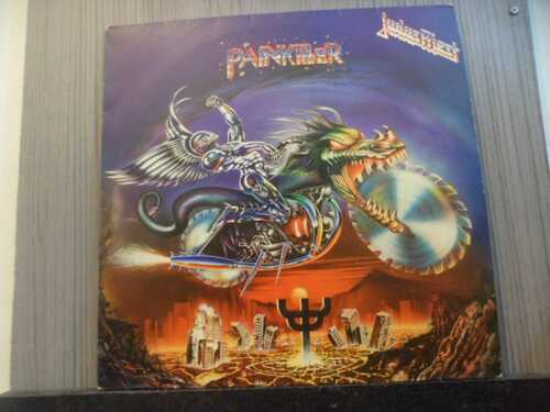 JUDAS PRIEST - PAINKILLER (NACIONAL)