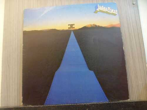 JUDAS PRIEST - POINT OF ENTRY (NACIONAL)