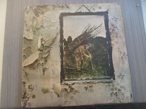 LED ZEPPELIN - IV (NACIONAL)