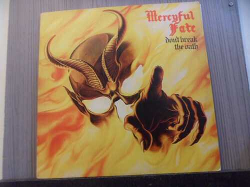 MERCYFUL FATE - DON'T BREAK THE OATH (NACIONAL)