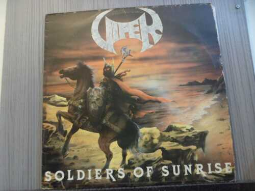 VIPER - SOLDIERS OF SUNRISE (NACIONAL)