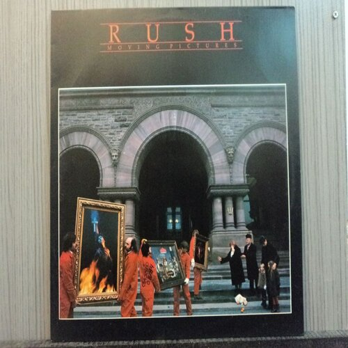 RUSH - MOVING PICTURES (NACIONAL)