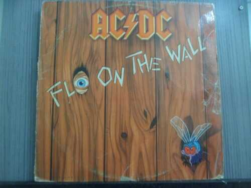 AC/DC - FLY ON THE WALL (NACIONAL)
