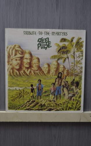 STEEL PULSE - TRIBUTE TO THE MARTYRS (IMPORTADO) (ALEMANHA)
