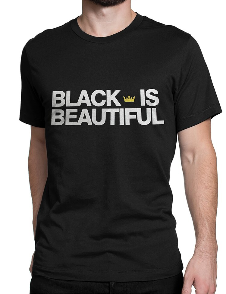Camiseta Osklen Vintage Black is Beautiful