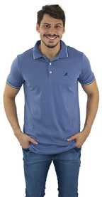 Polo Crosby azul