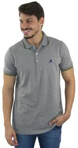 Polo Crosby Cinza