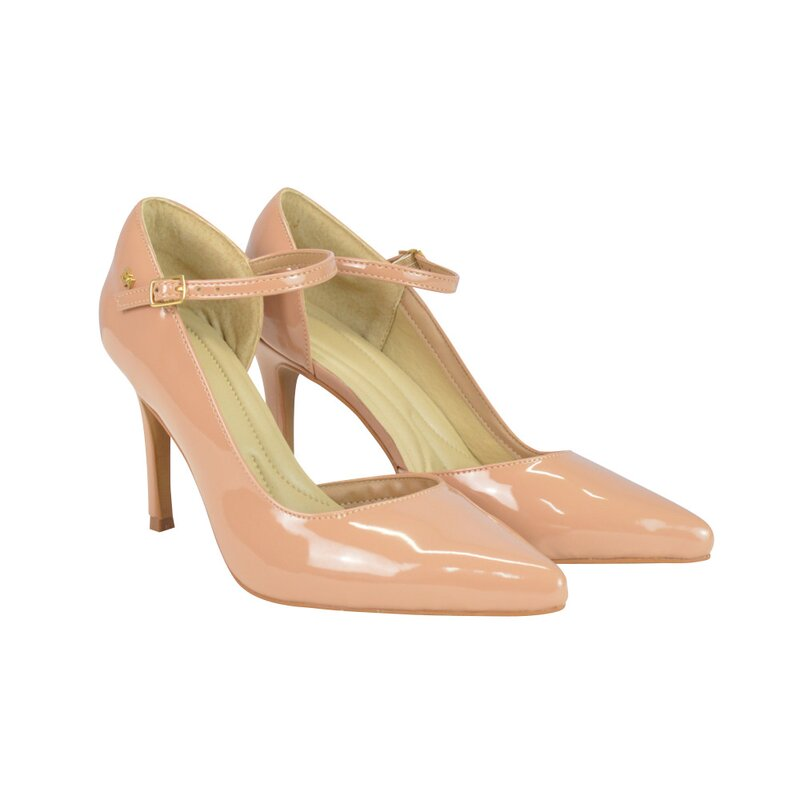Scarpin Nude Antique
