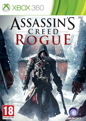 GGAMER  Jogo Assassins Creed Rogue - Xbox 360  1