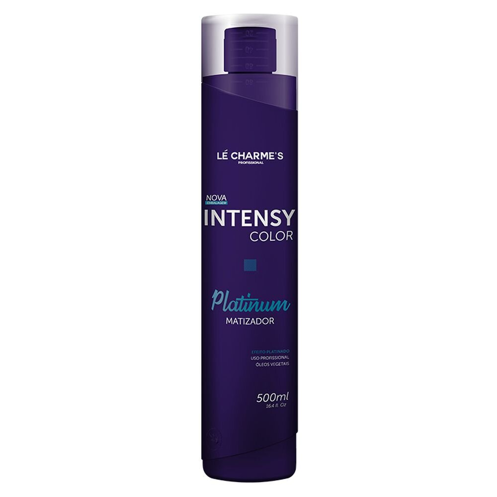Intensy Color Máscara Matizadora Efeito Platinado 500 ml