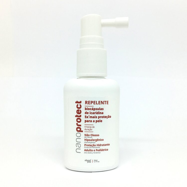 Repelente About you Nanoprotect Spray 30ml