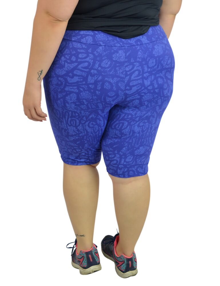 Legging Plus Size Violeta