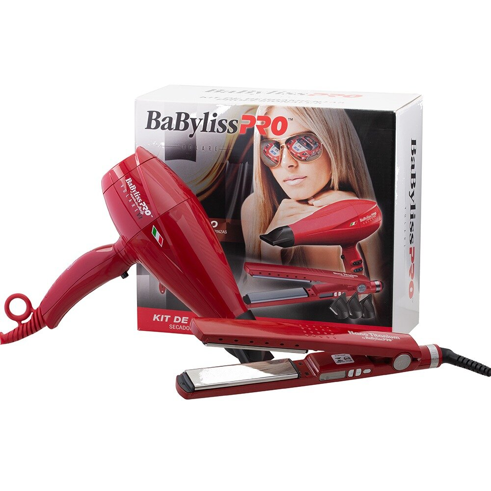 Kit Babyliss Pro Volare By Roger