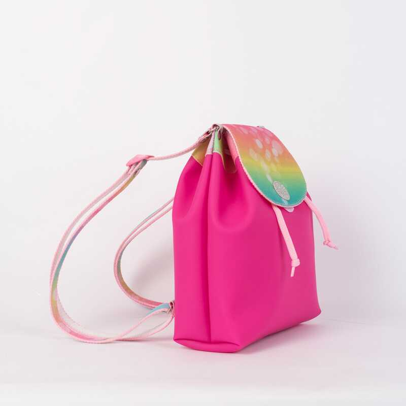 MOCHILA COLORS GRADIENTE