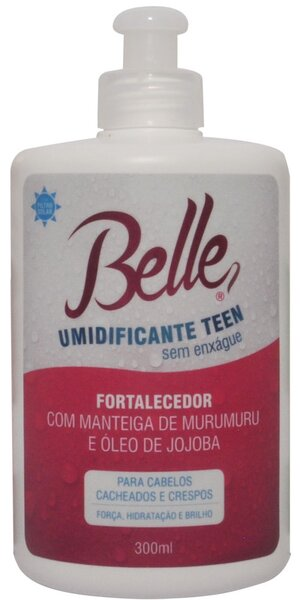 Umidificante Belle Teen Fortalecedor 300 ml