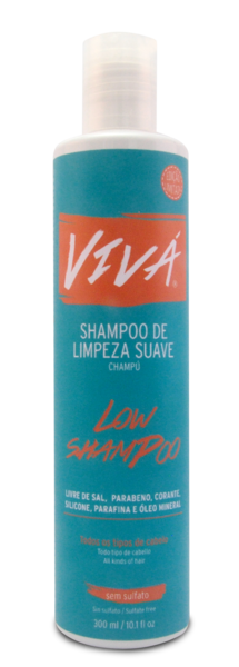 Low ShamPoo Vivá 300ml