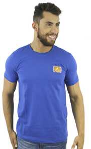 Camiseta Crosby Shield Azul Bic