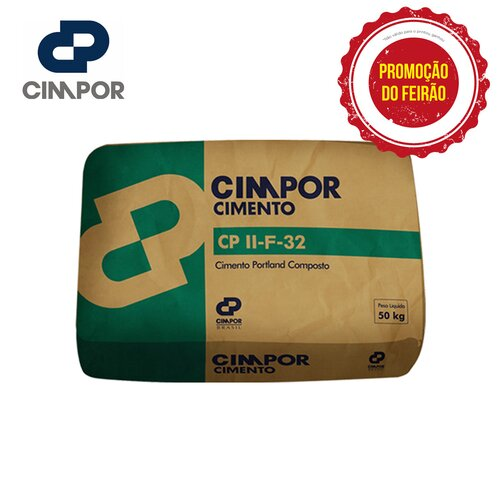 Cimento Cimpor 50Kg InterCement