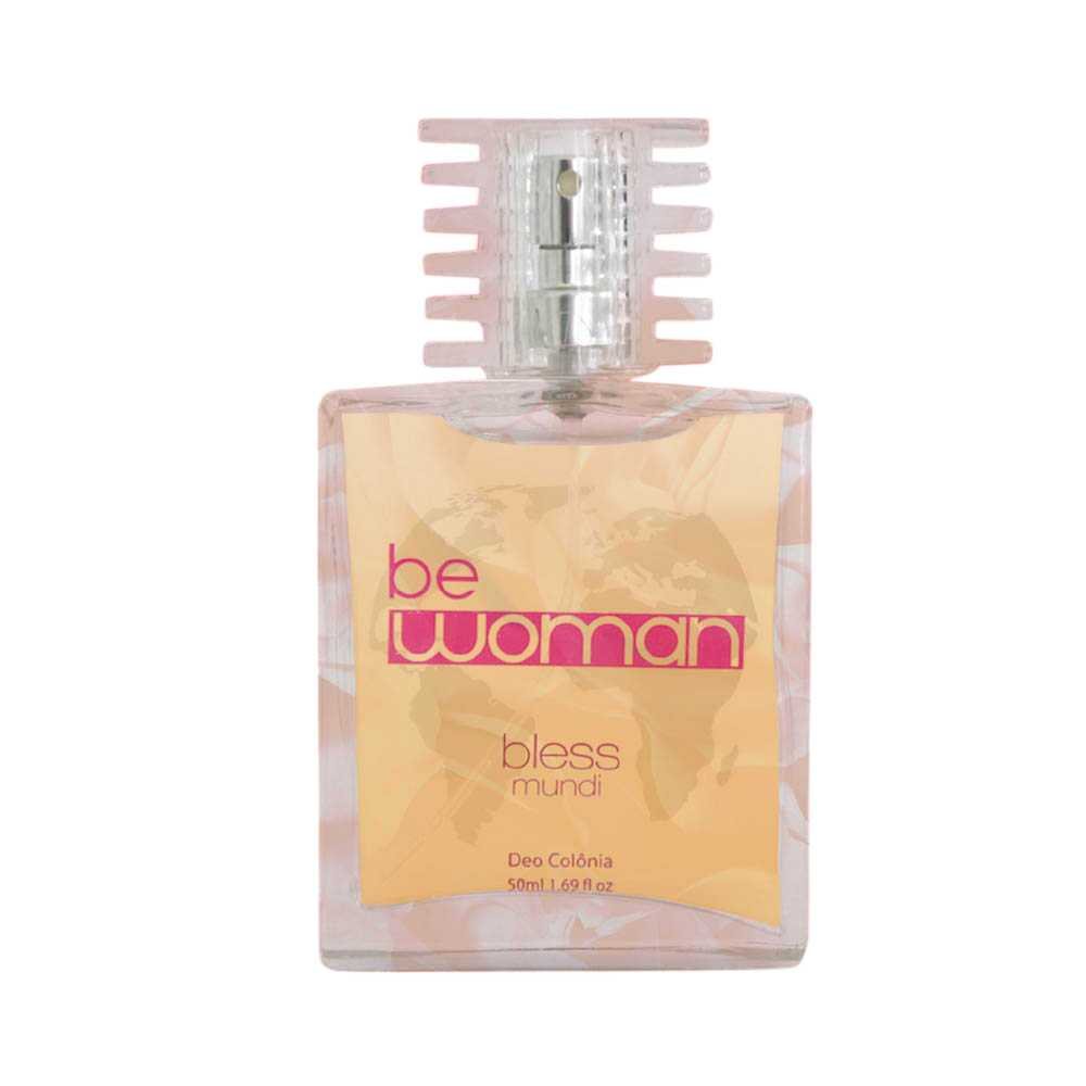 Deo Colônia Be Woman - 50ml